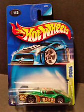 2003 Hot Wheels #113 SEGA 4/5 GT Racer - Monkey Ball - 57250