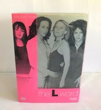 The L Word - The Complete First Season (DVD, 2004, 5-Disc Set)