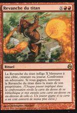 MTG Magic - Lèveciel  - Revanche du titan -  Rare VF