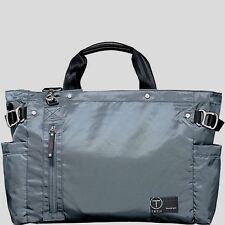 Tumi Icon Wilson E/W Tote Briefcase Computer Messenger Bag Carryon Luggage Grey