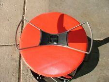 1968 Volvo 122s Steering Wheel Horn Button ring LOOK!