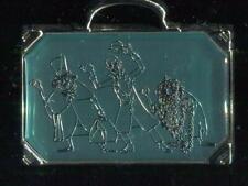 Haunted Mansion Hitchhiking Ghosts Suitcase Disney Pin 116629