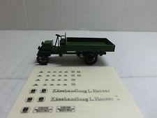 1:87 Märklin Oldtimer Büssing Pritschenwagen grün Käsehandlung L.Hauser(43R1/2)