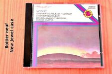 Mozart - Symphonies n°35 Hafner & 39 - Bruno Walter - Boitier neuf - CD CBS