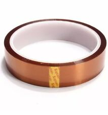 """Tattoo Machine 1"""" by 100ft Kapton Tape Roll Coil Core Insulation Tape USA"""