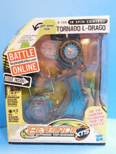 Beyblade IR Spin Control Tornado L-Drago Never Played with Box Opened to Test.#1