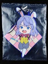 Dagashi Kashi Hotaru Shidare 2 Niitengom Rubber Strap Key Chain Toy's-works New