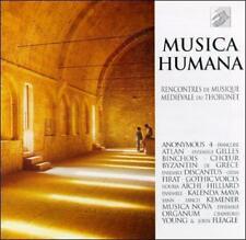 Musica Humana -- Anthologie des Rencontres Internationales de Musique Mdivale du