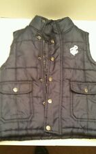 Rocawear Baby, zip up vest, size 5/6 used