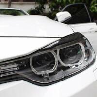 BMW F30 3 Series Genuine Carbon Fibre Eyelid Covers 100% Real Carbon Fibre 320i