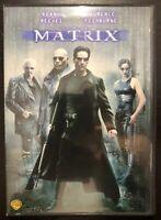 The Matrix (DVD, 2007) Keanu Reeves, Laurence Fishburne - Warner Home Video
