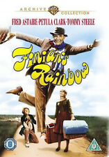 FINIAN'S RAINBOW DVD Fred Astaire Petula Clark Francis Ford UK Rel New Sealed R2