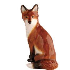 John Beswick Collectors Figurine - Fox Sitting # JBW14  Wild Animal