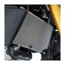 R&G Motorcycle Radiator Guard Black For Suzuki DL1000 V-Strom 2014+ RAD0173BK