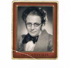 Bunte Filmbilder:  Paul Hörbiger   Bild-Nr. 207