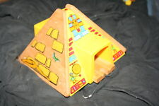 RARE~BRIO EGYPTIAN 3d battery operated  PYRAMID