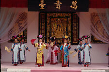 607089 Costume Display Royal Heritage Middle Kingdom Hong Kong A4 Photo Print