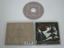FLORENCE+THE MACHINE/CEREMONIALS(ISLAND-LUV LUV LUV 00602527850139) CD ALBUM