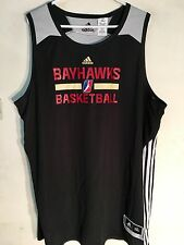 Adidas Reversible NBA Jersey Atlanta Hawks Team Black sz 3X