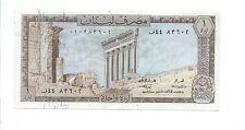 Lebanon - One (1) Livre  1964  !!UNC!!