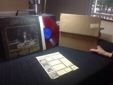 rare original doo wopp Album vol 1  Gus grossert red vinyl on juke box label nm