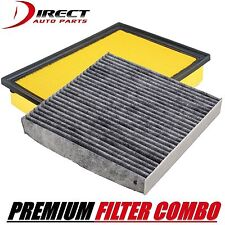 TOYOTA CARBON CABIN & AIR FILTER COMBO FOR TOYOTA HIGHLANDER 3.5L  2016 - 2014