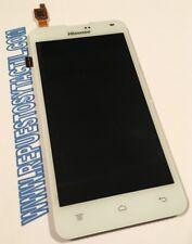 Pantalla completa TACTIL + LCD para Hisense U966 H966 HS-U966 de color blanco