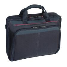 """Targus Classic Messenger Bag for 16"""" Laptop - Black"""