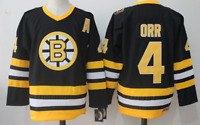 NWT Boston Bruins Hockey Jersey Bobby Orr M, L, XL, XXL