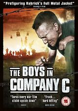 The Boys in Company C [DVD] - Stan Shaw: New dvd
