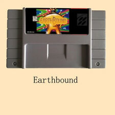 Earthbound SNES 16 Bit NTSC Game Card For USA Version Free Shipping