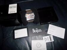 THE BEATLES OFFICIAL APPLE WATCH NEVER BEEN WORN NEW BATTERY BOXED BRAND NEW FAB