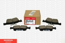 Genuine Honda OEM Rear Brake Pad Kit Fits: 2016-2020 Civic (43022-TBA-A02)