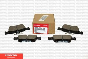 Genuine Honda OEM Rear Brake Pad Kit Fits: 2016-2020 Civic (43022-TBA-A02)