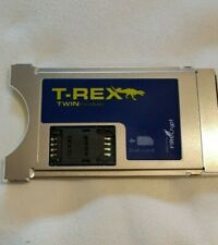 T-Rex Dragon Twin card Programmable CAM Firecrypt Conditional Access Module