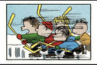 MONDO Peanuts Hockey Poster #/175 Charles Schulz *IN HAND* Free Shipping