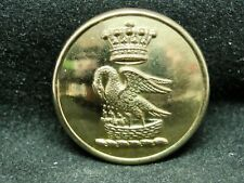 10th Earl Scarbrough Alfred Lumley ~ Pelican 27mm Gilt Livery Button Firmin 1900