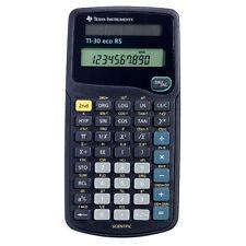 Texas Instruments ti30ecors alimenté par piles Calculatrice scientifique Neuf RU