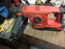 hilti Sds rotary hammer Te 30-A36