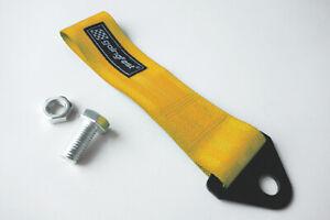 Für Toyota Rennsport Abschleppband Abschlepp Schlaufe Motorsport Tow Hook Band