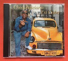 Cheo Feliciano En Cuba Salsa Rumba Pachanga CD CDT 1997 Puerto Rico