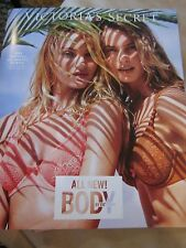 VICTORIA'S SECRET SPRING 2 2016 CATALOG ALL NEW BODY BY VICTORIA BRAND NEW