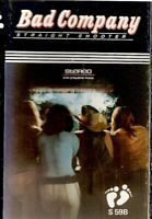 Bad Company .. Straight Shooter... Import Cassette Tape
