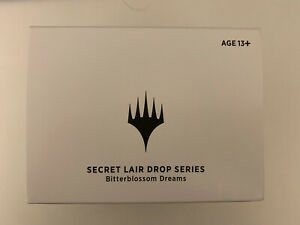MTG Secret Lair Bitterblossom Dreams MTGO And Arena Codes NM  (no Planeswalker)