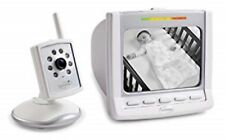 Summer Day & Night Digital Video Monitor With One Camera # 28470A