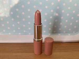 Clinique Dramatically Different Lipstick #01 Barely Full Size plus cosmetic bag