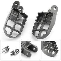 FootPegs Foot Pegs For Honda CR 80 XR 250 350 400 600 650 A05
