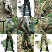 2018Mens Army BDU Pants Tactical Combat CS Training Trousers Cargo Pants