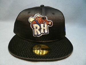 New Era 59fifty Midland RockHounds Batting Practice Mesh NEW Fitted cap hat RH