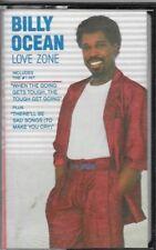 BILLY OCEAN-LOVE ZONE.CASSETTE.